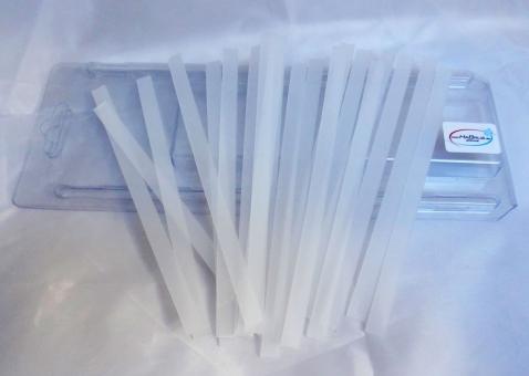 Belag Reparatur Streifen transparent
