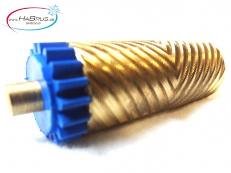 V-Multi-Struktur-Rolle 0,3 mm