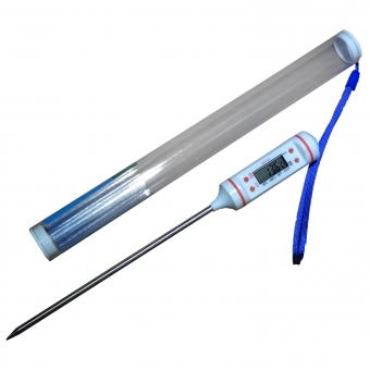 Digitales Schnee Thermometer