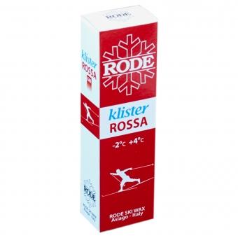 Klister K40 Rossa  + 4°C  / - 2°C