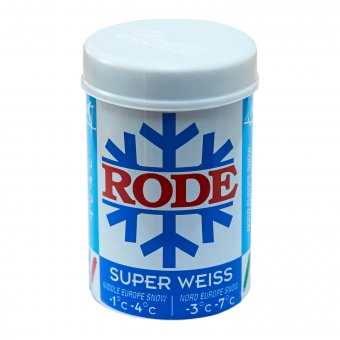 Stick Blue Super Weiss  P28  -1°C  / - 4°C