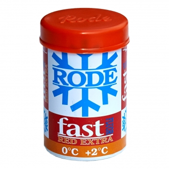 Fast Stick Red Extra FP52  0°C / + 2° C